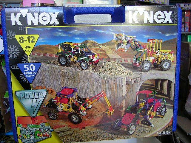 K'NEX 45135  50 MODELLI