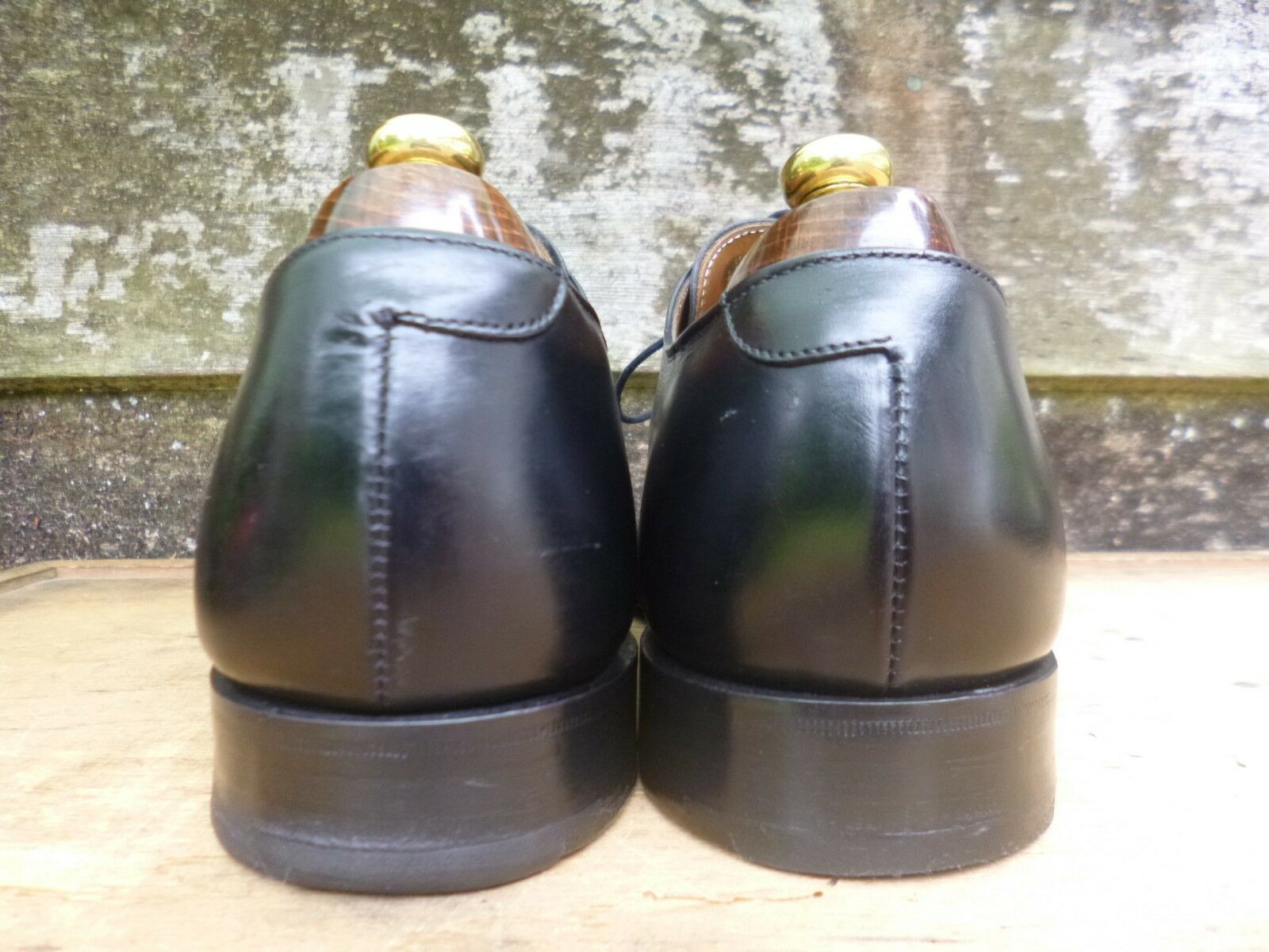CHEANEY / CHURCH GIBSON – BLACK – UK CURTIS 7.5 – CURTIS UK - EXCELLENT CONDITION 64303f