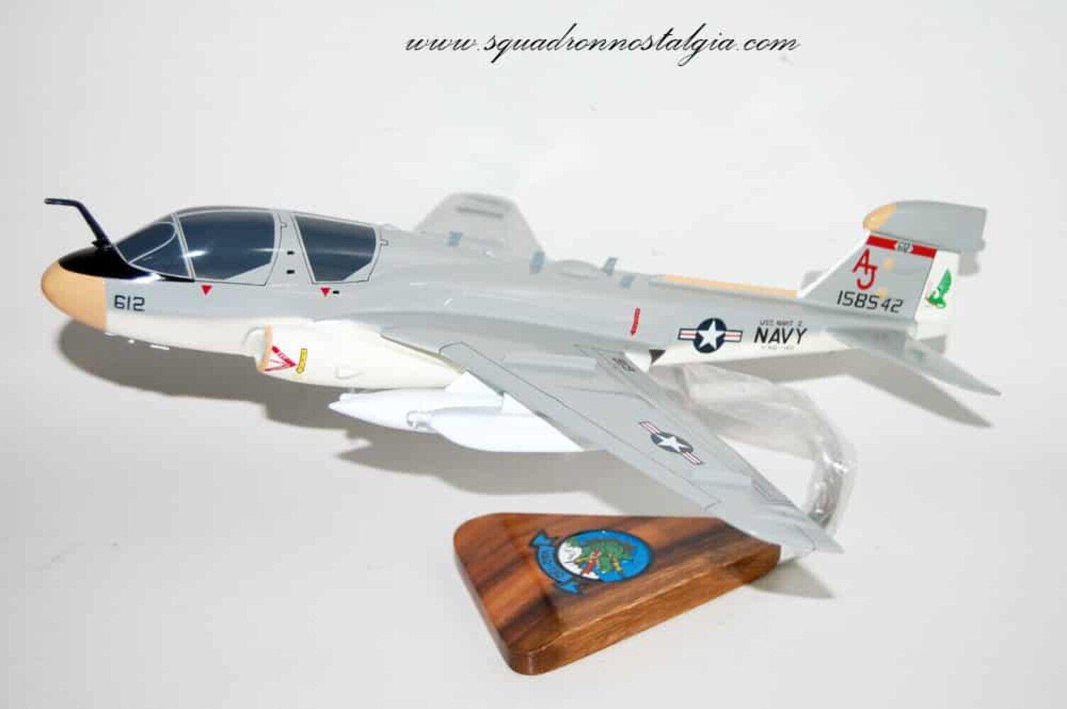 VAQ-130 Zappers EA-6b (1975) USS Nimitz Model