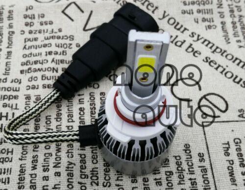 2x 9005 HB3 LED Headlight Bulb 55W 8000LM Kit High Beam Super Bright 6000K White