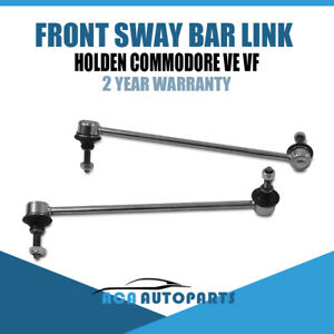 Front-Stabiliser-Sway-Bar-Link-Joint-Set-Commodore-VE-VF-2006-17-Sedan-Wagon-Ute