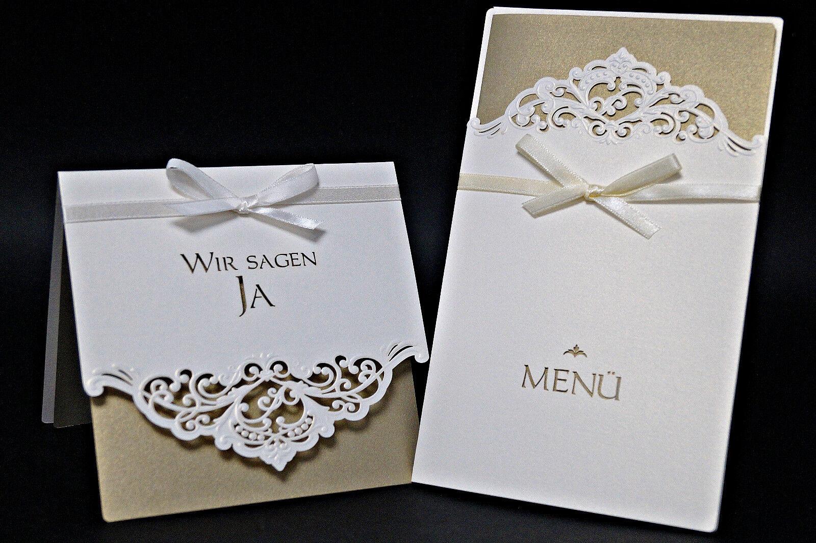 Einladungskarte Hochzeit Hochzeit Hochzeit MH14.075 mit Umschlag  Hochzeitseinladungskarte b9df21
