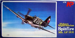 Spitfire-Mk-IXE-Vickers-Supermarine-della-KP-scala-1-72-kit-montaggio-Aereo