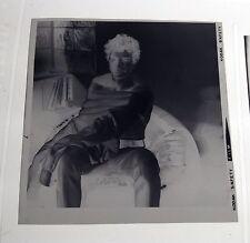 Vintage Negativas 1950s Of a Macho Interesante Pose 6.3cm By 6.3cm Gay ? n1107