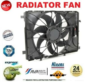 Brand New RADIATOR FAN for MERCEDES BENZ A-Class A180 CDI 2012-2014