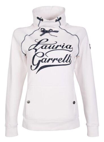 Lauria Garrelli SCOZIA Equestre funzione Donna Camicia Equitazione Felpa Con Cappuccio