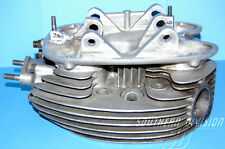 BSA A65 Zylinderkopf cylinder head 1 carb incl. manifold early version 1963-66