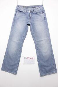 G-Star-New-Reese-Loose-Cod-E1074-Tg-45-W31-L32-jeans-usato-Vita-Bassa-Vintage