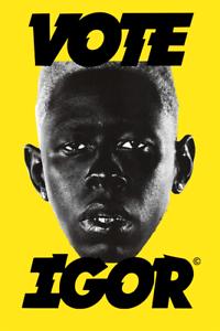 """Vote Igor Poster Print 18x12 30x20 36x24/"""""""