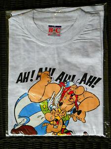 Asterix & Obelix T-Shirt - Laughing - Asterix Obelix Dogmatatix - Grey XL