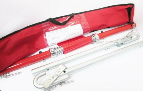 2000Kg 2 Tonne Recovery Tow Ball Towing Bar Spring Damper Pole Stabilizer AU118