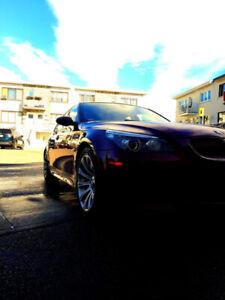 2008 BMW M5 E60 507HP V10