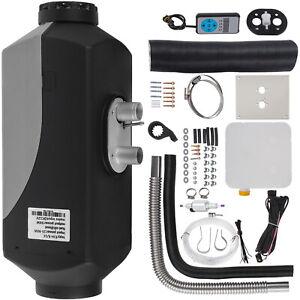 Diesel-Standheizung-Luftheizung-LED-Schalter-Air-Heater-Heizung-5KW-12V-LKW-PKW