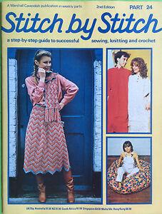 Stich-Von-Schritt-fuer-Guide-To-Sewing-Knitting-amp-Crochet-Teil-24