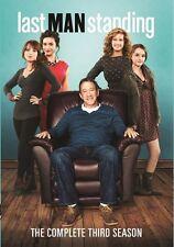 LAST MAN STANDING Complete Third Season 3 Three DVD Set Series TV Show Episodes