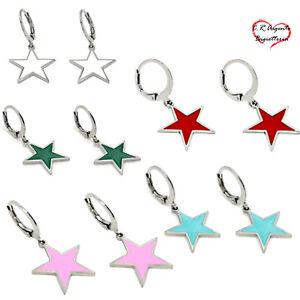 orecchini-a-cerchio-con-stella-estivi-pendenti-colorati-da-donna-ACCIAIO-forma