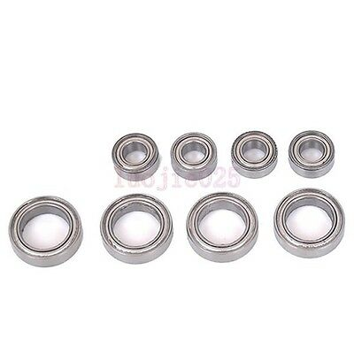 102068 HSP Wheel Mount Ball Bearings RC 1/10 Car truck 02079 02080 Upgrade Parts