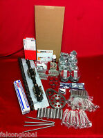 Buick 400 Deluxe Engine Kit 67-69 Gs Pistons Rings Cam Chain Bearings Gaskets