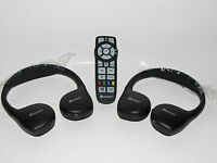 2013 2014 Uconnect Headphones & Remote 05091246aa 05091149aa Dodge Chrysler Jeep