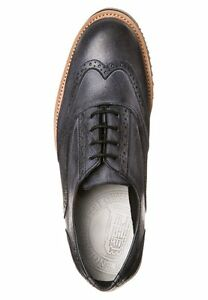 Clarks 11 5 Grey 10 9 Dip Mens Uk Leather Freely 8 9 Brogue B6raBHq