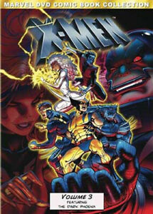 X-Men-Volume-3-1992-Animated-2-Disc-DVD-NEW