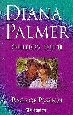 Rage of Passion (Diana Palmer Collector's Editions), Palmer, Diana, Very Good Bo