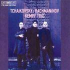Tchaikovsky: Piano Trio; Rachmaninov: Trio élégiaque No. 1 (2003)