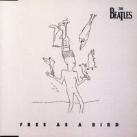 Beatles Free as a bird (1995) [Maxi-CD]