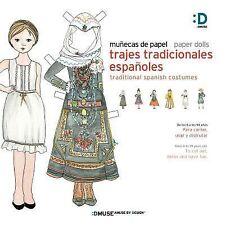 Munecas de Papel - Paper Dolls : Trajes Tradicionales Espanoles - Tradicional...