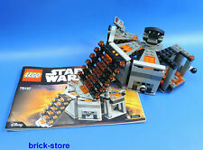 LEGO STAR WARS ENSEMBLE DE 75137 / Carbon-congélation Chambre / sans figurines