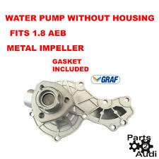 For Audi A4 A4 Quattro 97-00 VW Passat 98-01 GRAF Motor Water Pump 026121005L