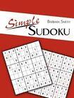 Simple Sudoku 9781438969558 by Barbara Smith Paperback