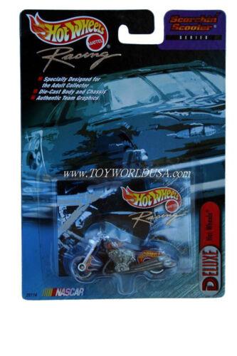 Hot Wheels Racing SCORCHIN/' SCOOTER #44 Kyle Petty Hot Wheels