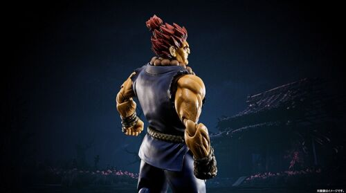 Figuarts Street Fighter V Akuma Gouki Bandai Japan NEW *** SH S.H