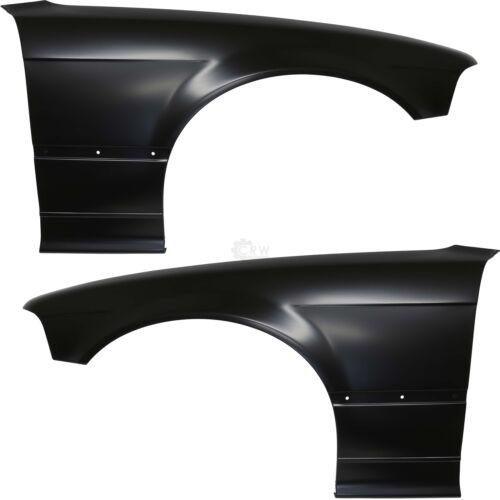Guardabarros Fender delantero set para sin intermitentes agujero para bmw 3er e36 año 10.90-4.98