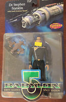 Toy Rocket Babylon 5 > Dr. Stephen Franklin Action Figure Toys