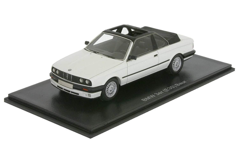 Bmw Weiss 3er Baur Blanc E30 Neo Resine 318i 43 1986 Blanche WQCxordBe