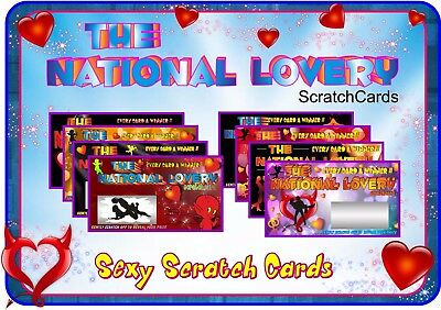 Sexy Erotic Kama Sutra Scratch Cards Lucky Sex Scratchcards Gift Card For Lovers