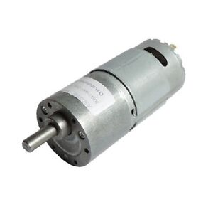 24v 600rpm speed geared gearhead box dc motor high torque for Heavy duty dc motor