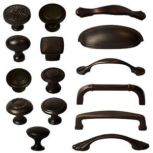 image is loading cabinet hardware knobs bin cup handles and pulls - Oil Rubbed Bronze Cabinet Hardware