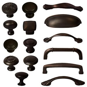 Oil Rubbed Bronze Cabinet Hardware eBay