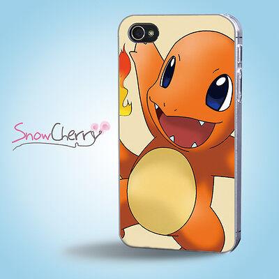 Pokemon case for iPhone 4S 5 5S 5C 6 6S Plus Samsung Galaxy S3 S4 S5 S6 S6 Edge