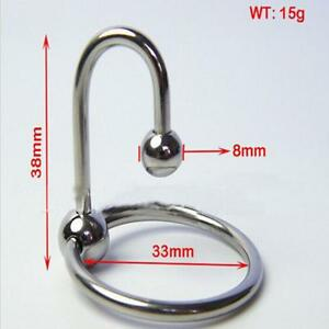Stainless-Steel-Male-Urethral-Sounds-Stretching-Dilator-Penis-Plug-with-Ring