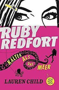 Ruby-Redfort-Kaelter-als-das-Meer-Ab-10-Jahren-von-Ch-Buch-Zustand-gut