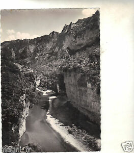 48-TARJETA-POSTAL-las-gargantas-de-la-Tarn-Entrada-los-estrechos-H6612
