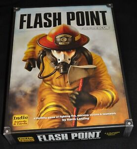 Indie Boards and Cards Flash Point Fire Rescue Board Game NEW SEALED
