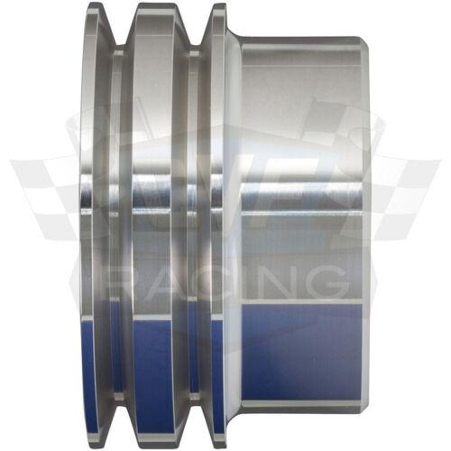 Mopar Small Block Crankshaft Pulley 318 340 360 V-Belt Crank Billet Aluminum SB
