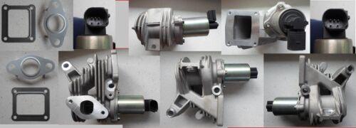 Agr válvula abgasrückführungsventil EGR 1.9 DCI Renault Laguna II//Megane II
