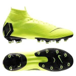 klasyczny styl stabilna jakość nowy przyjeżdża Details about Nike Mercurial Superfly 360 6 Elite AG Flyknit ACC Football  Boots Uk Size 8 42.5