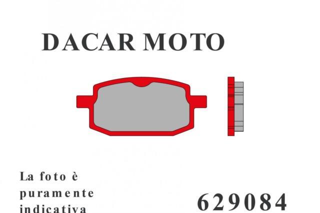 Par de Almohadillas Delanteros Malossi Yamaha Jog Er 50 2t 1993>629284